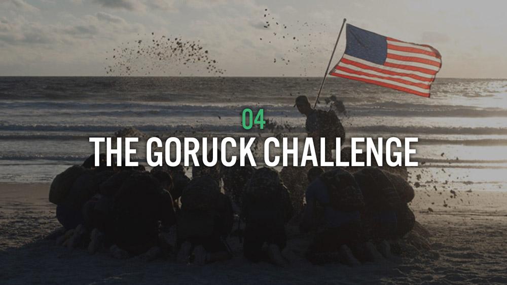 GORUCK Challenge