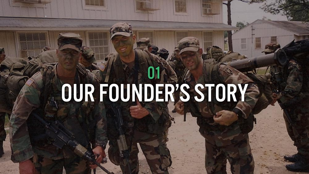 Our Founders Story
