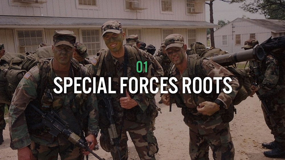 Special Forces Roots