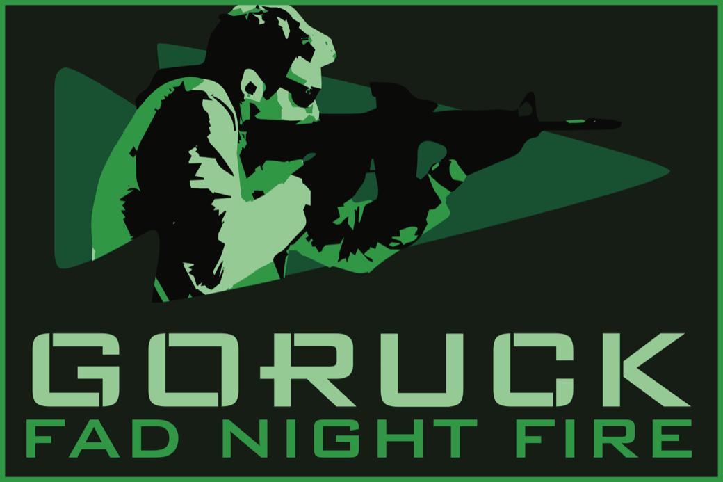 Night Counter Terror Rifle
