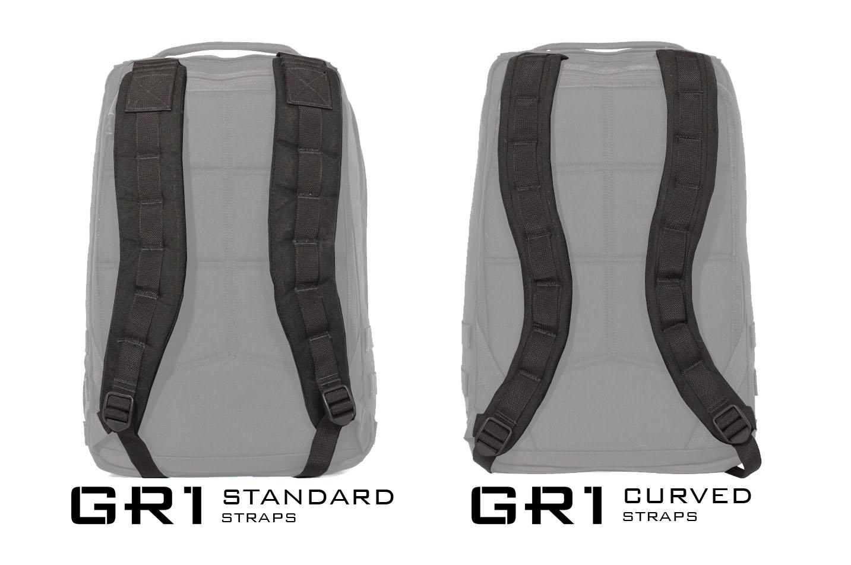 GR1 Curved Straps