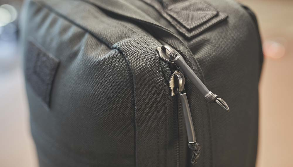 Rucker Silent Zipper Pulls