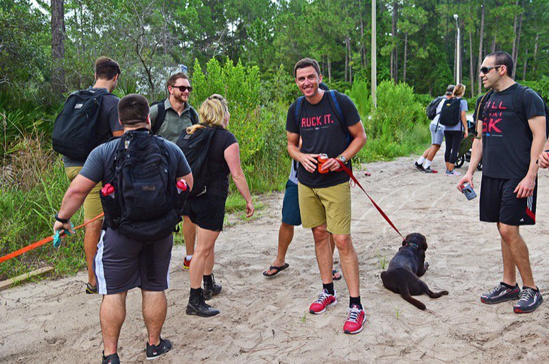 GORUCK photo shoot 7/17/2016 Photo by Chris Condon