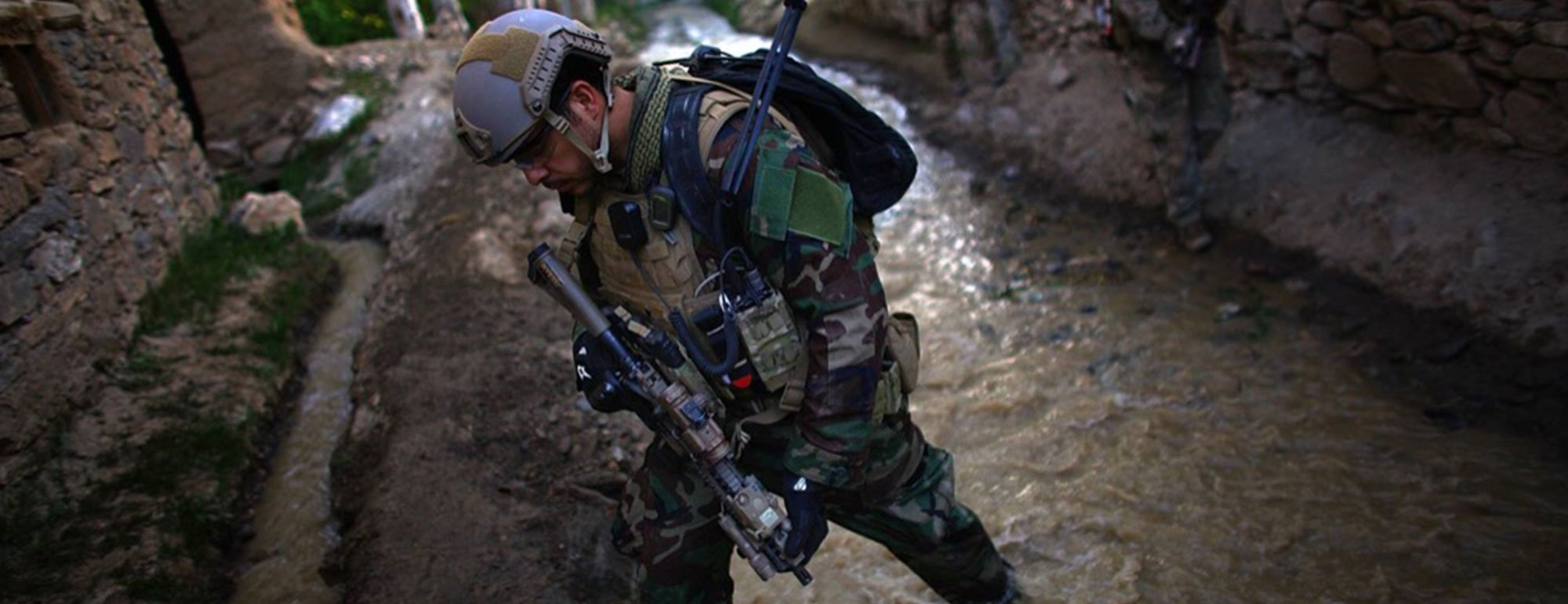 Military Rucking