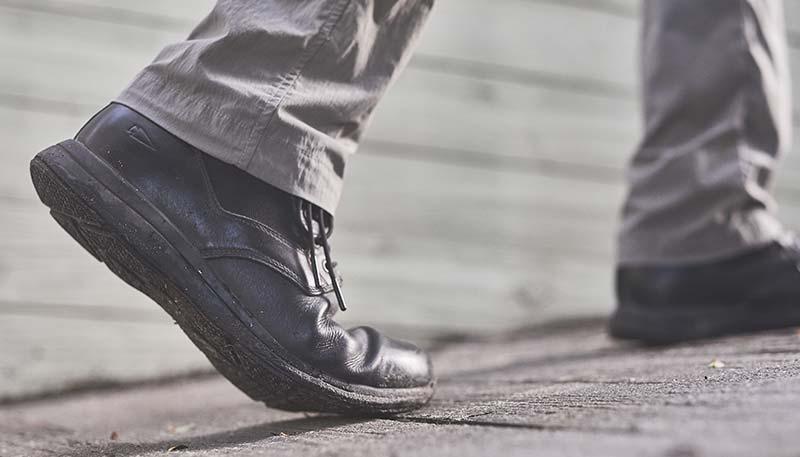 jungle boots natural gait
