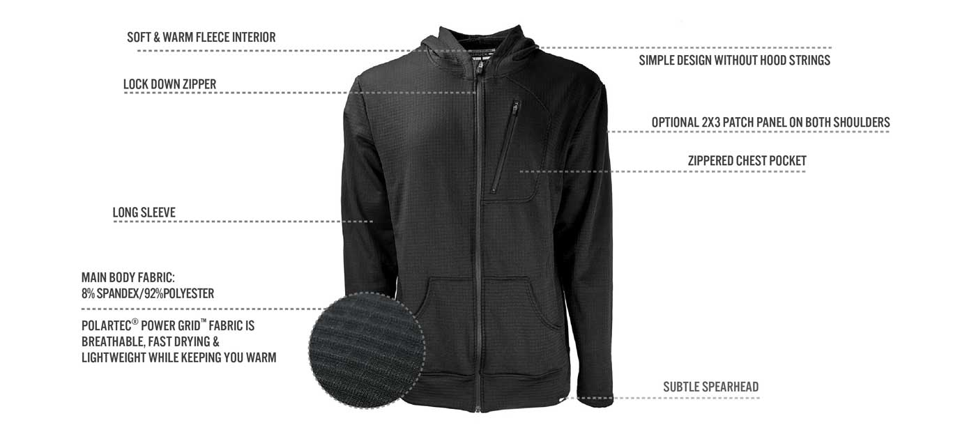 Grid Fleece