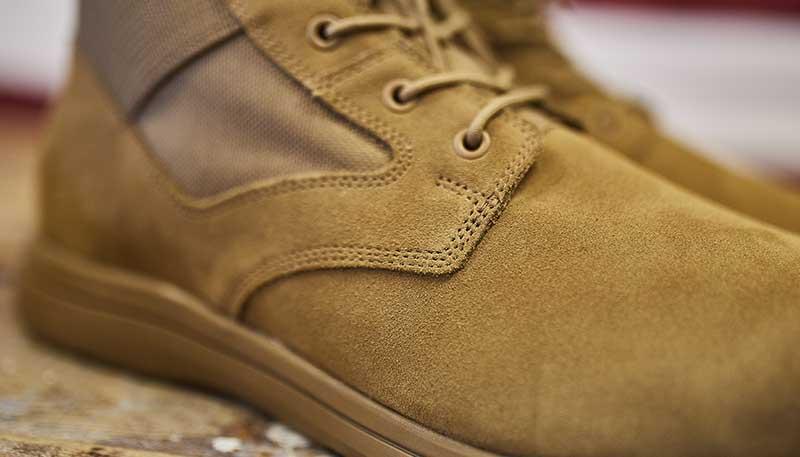 jungle boots full grain leather