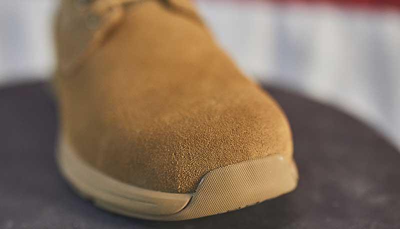 jungle boots wide toe box