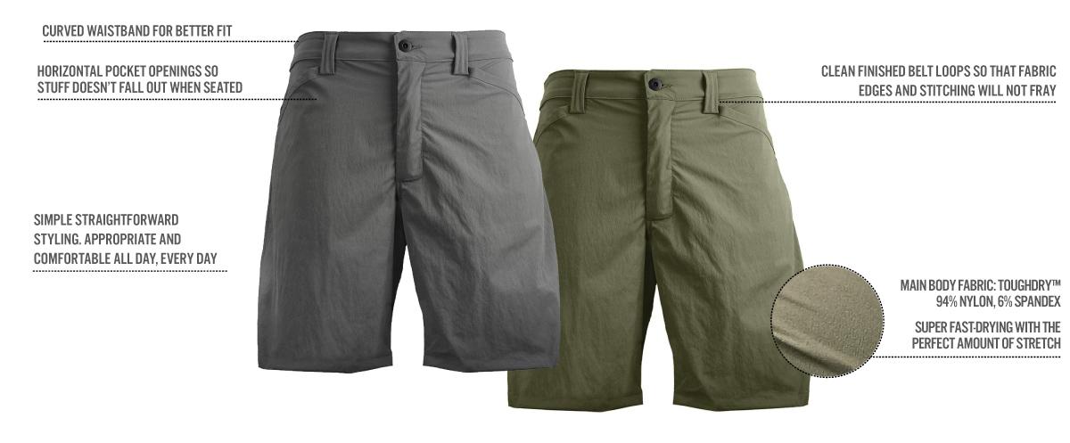 Simple Shorts Hulk
